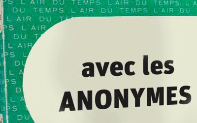 Avec les Anonymes