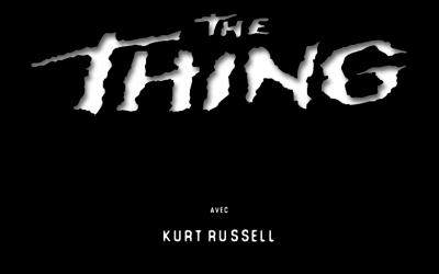 The Thing de Carpenter