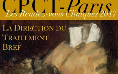 Journée CPCT Paris 01/2017