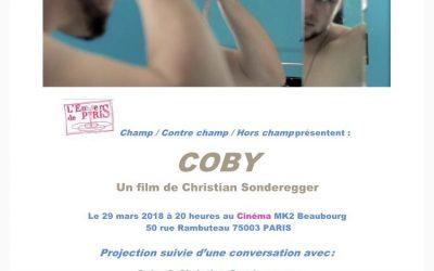 COBY un film de Christian Sonderegger