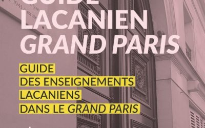 Guide Lacanien Grand Paris