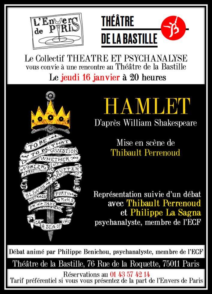 Collectif Théâtre & Psychanalyse